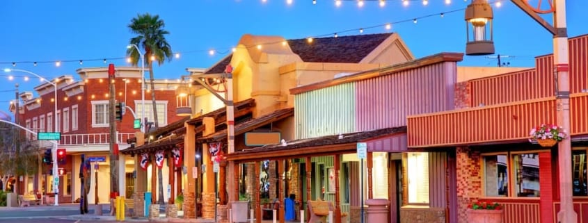 Old Town Scottsdale, Residential Assisted Living Academy Event