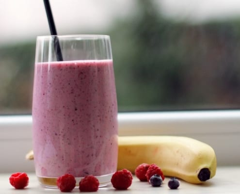 Smoothies: Keeping You Healthy & Cool All Summer